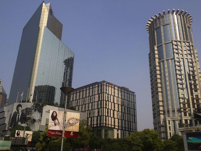 Shanghai city At Shanghai Streetphotography