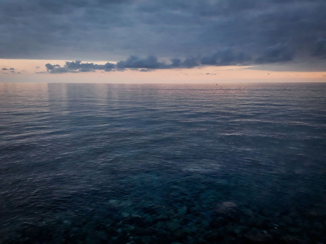 Italy 2017 Beauty In Nature Cloud - Sky Day Horizon Over Water Idyllic Nature No People Outdoors Scenics Sea Sky Sunset Tranquil Scene Tranquility Water