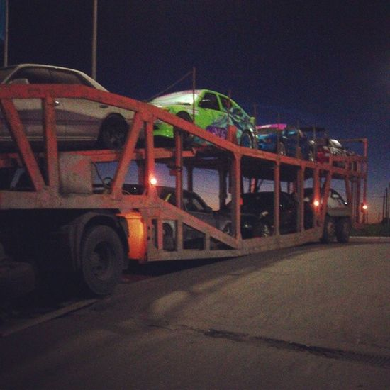 Пытаемся помочь тюменскому автовозу севшему на брюхо вызволиться из плена. RDS Rds_ural Drift Drift_tumen спасательнаяоперация