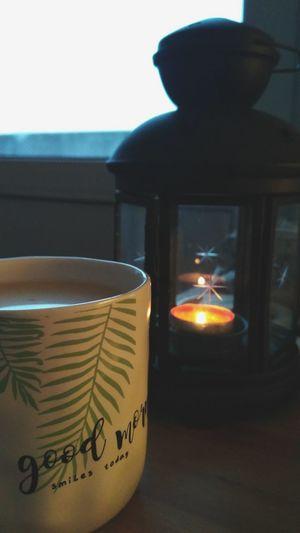 Illuminated Flame Burning Candle Heat - Temperature Close-up Candlelight Tea Light Darkroom