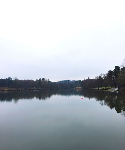 Wintertime Winter Cold Temperature Cold Days Forest Forest Photography Landscape_Collection Landscape_photography Lake View Lake Lakeside Lakeview Dull But Beautiful Dullday Pale WoodLand Woodlands Lake And Trees