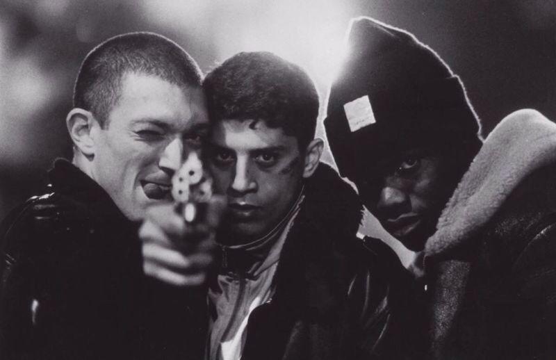 Blackandwhite Movies Le Haine