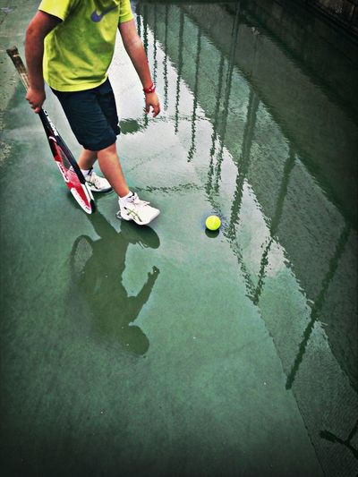 Tennis Sports Playing Tennis Sports Photography