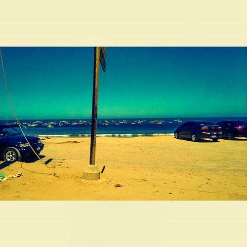 Tb Postal Peru LosOrganos Puerto Beach Sun