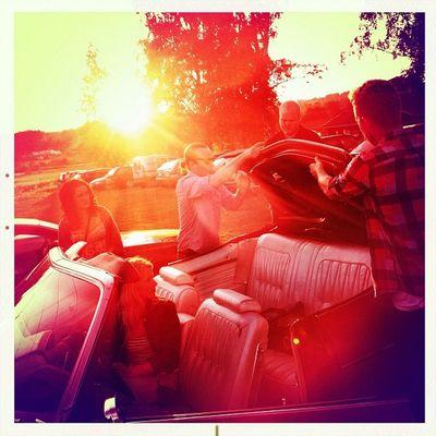 Avcabbning Delsbo Oldsmobile
