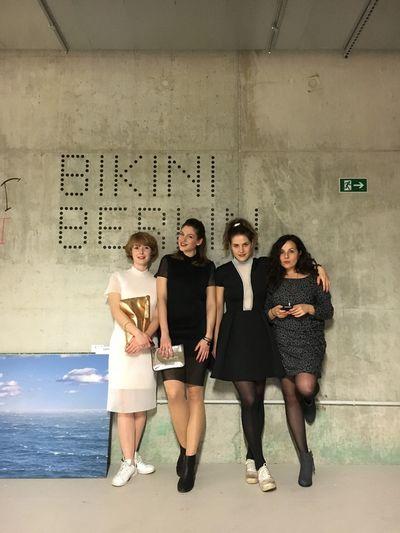 Berlin Bikini center City Architecture Model Girls Fashion Fashion Stories