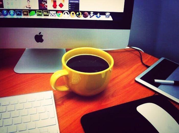 Nada como un café en una tarde fría