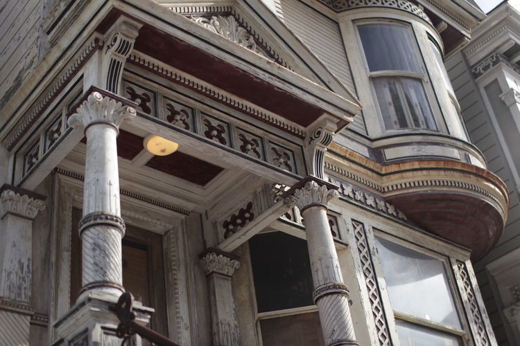 Architectural Column Architecture Building Built Structure City Column Door Façade Historic No People San Francisco Streetphotography Tourism USA Market Reviewers' Top Picks The Architect - 2016 EyeEm Awards