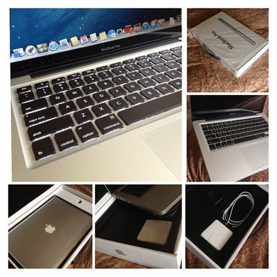 """""""Look at what I saw in the mail today. Sweet!!! ??"""" MacBookPro Apple TeamApple Appleaddict newtoy newbaby tech reward"""