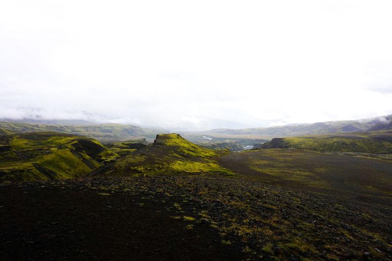 Nature Iceland