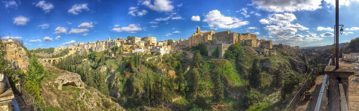Italy Gravinainpuglia Panoramic HDR Check This Out