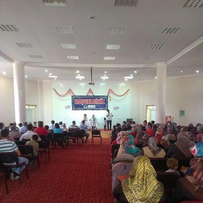 Bimder 'in Islami Bilgi Yarışması devam ediyor.