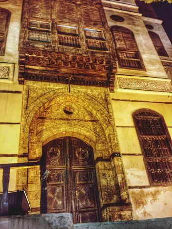 Jeddah City Albalad Historical Building