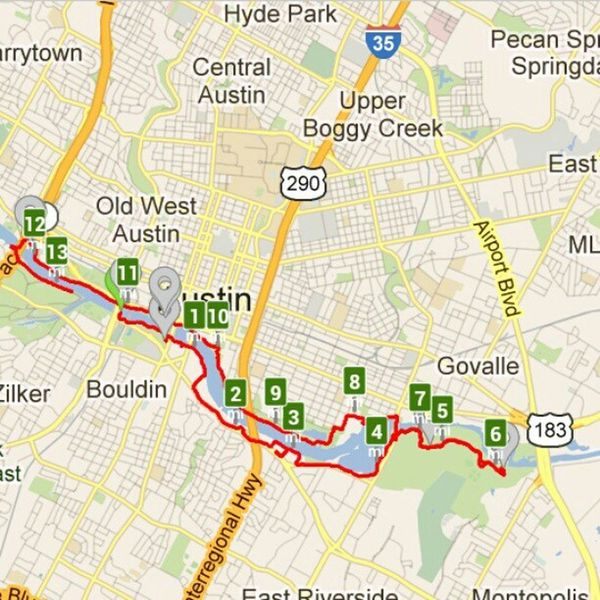 13.1 mile run today. 2:15:57 . Average mile @ 10:22. Not a personal best for average mile but certainly one for distance in one jaunt.ATx Run
