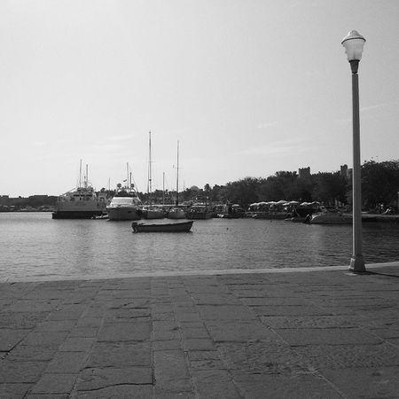 Rhodos Boat Harbour