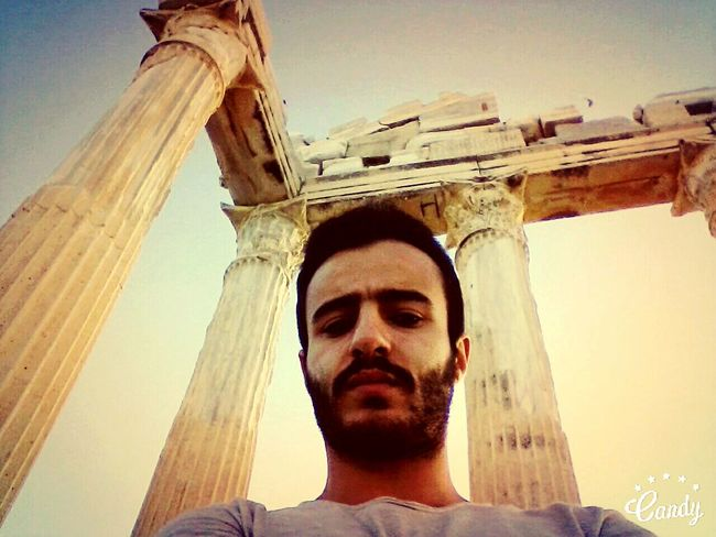 Hello World ✌ Apollon Tapınağı Apollonia