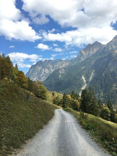 …and heading *hiking* back! #GoodTimes Hiking
