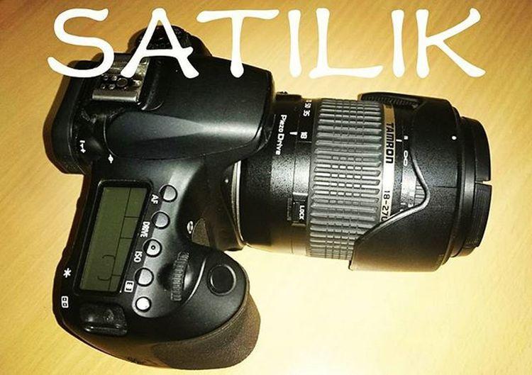 Kullandığım Canon EOS 60d body ve Tamron 18-270 mm Lensi satıyorum. Düşünen arkadaşlar varsa iletişime geçebilirker. Canon Eos60d Photo Satılık Satış Sale