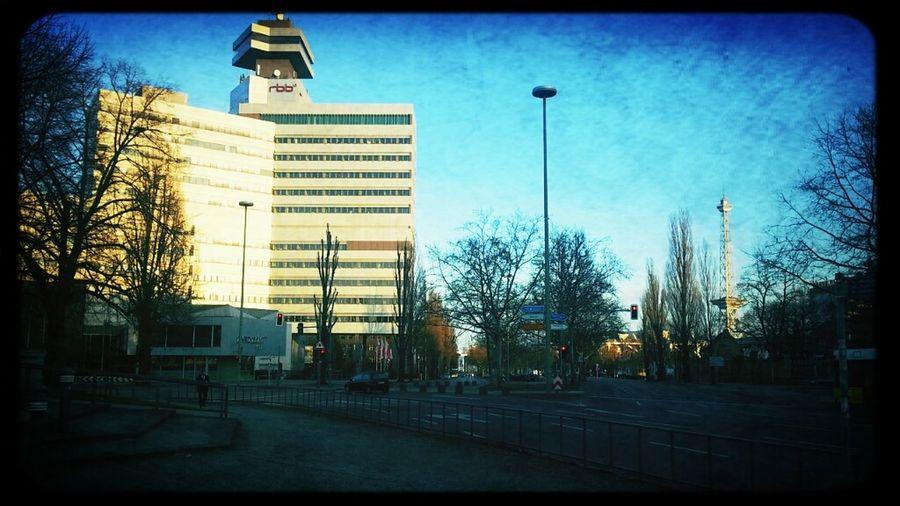 Funkturm SFB Theodor-Heuss-Platz