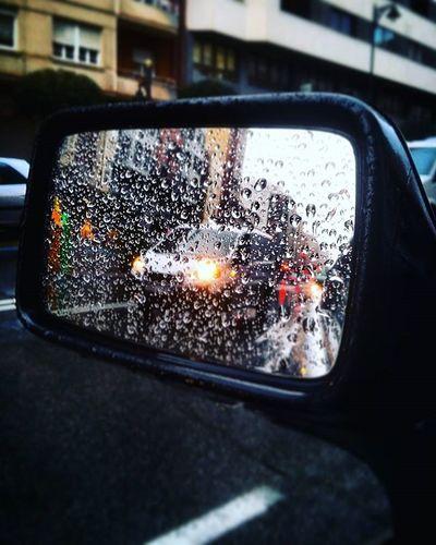 Tarde de lluvia....