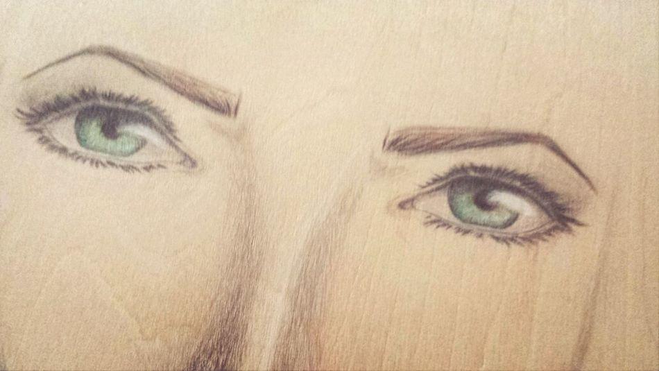 Drawing Art Eye Getting Inspired