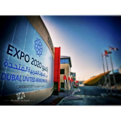 Expo2020dubai Almaktom Taking Photos Enjoying Life