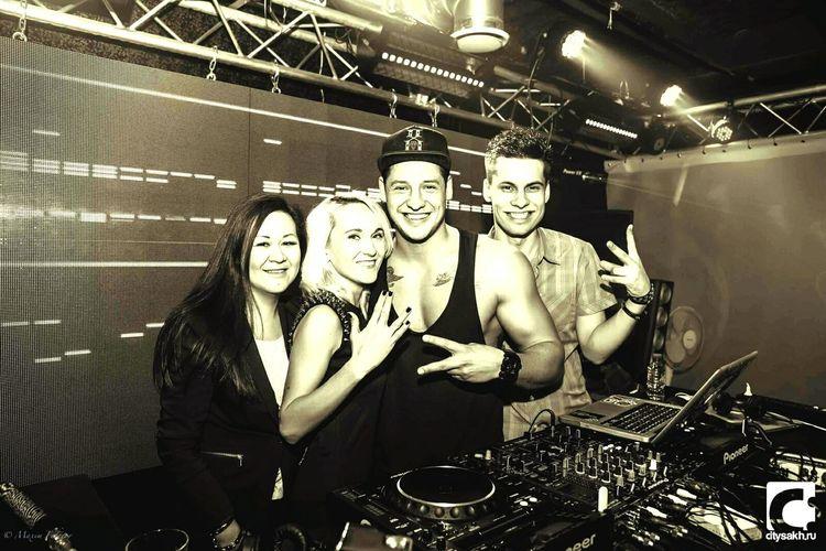 Dj Set Party Music Friends JoyClub😎💙 Enjoying Life 🙌💃