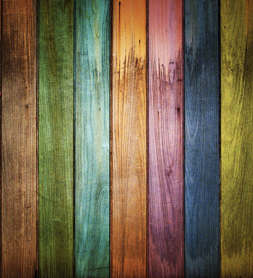 vintage colorful wooden wall Backgrounds Wood - Material Textured  Multi Colored Wood Striped Abstract Plank Paint Pattern Art And Craft Vintage Retro Style Colorful Textured  Background Art Wood Planks Of Wood