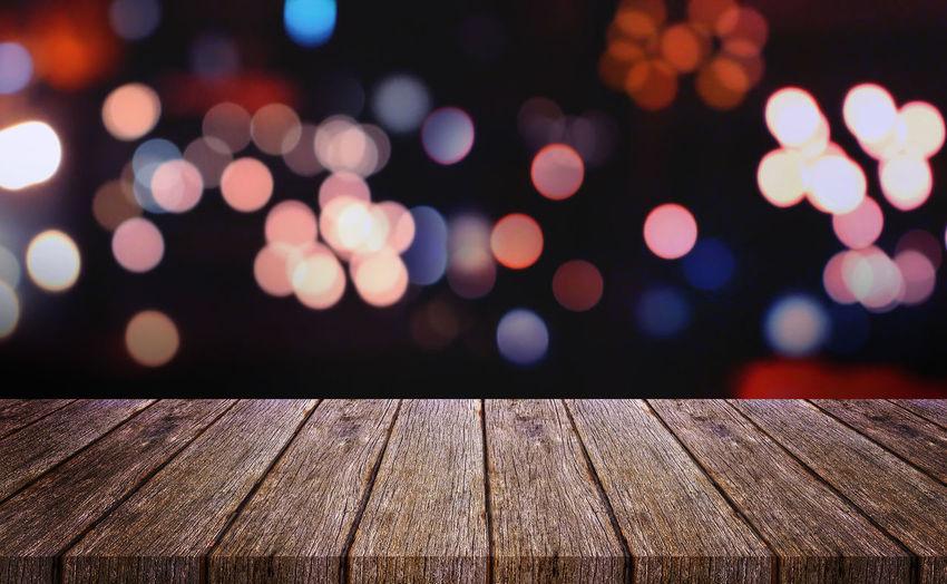 Night Wood -