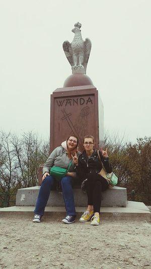 Polishgirl Krakow Sisters Hanging Out