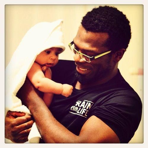 Daddy & Milo
