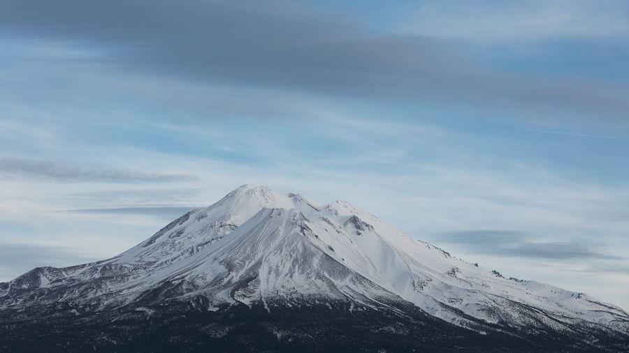 Mt. Shasta,