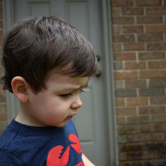 Thinking Child Nikon Coolpix A