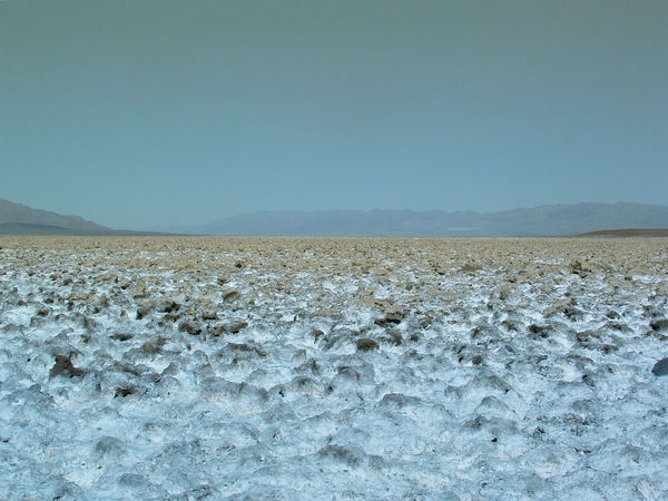 The Salt Flats... Clear Sky Landscape Nature Outdoors Salt - Mineral Scenics Tranquil Scene Tranquility
