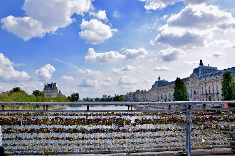 Lovelocks Paris