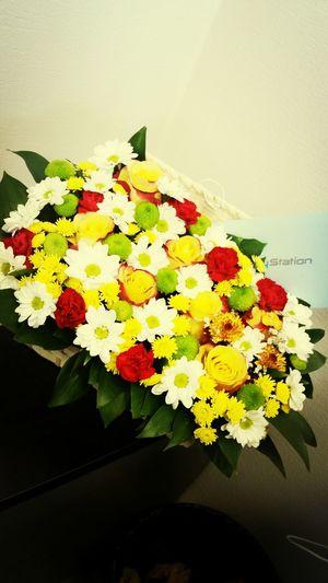 День рождения,колеги по работе подарили;)) Happybrthday MyDay Flowers