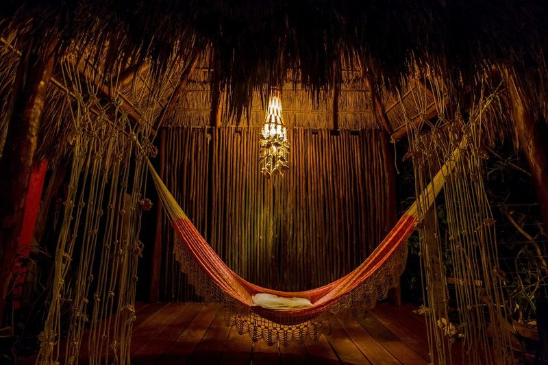 Chill time Holbox Island hotel No People Hammock Stanlyphoto First Eyeem Photo