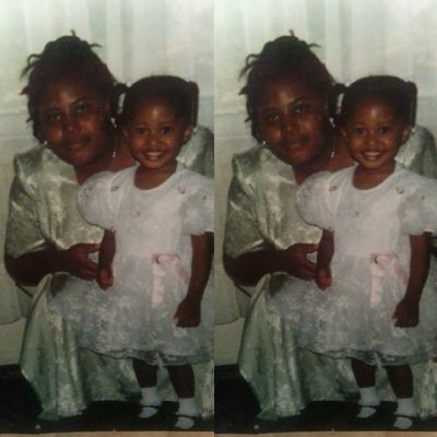Me And My Mommy When I Was Thuggn Early