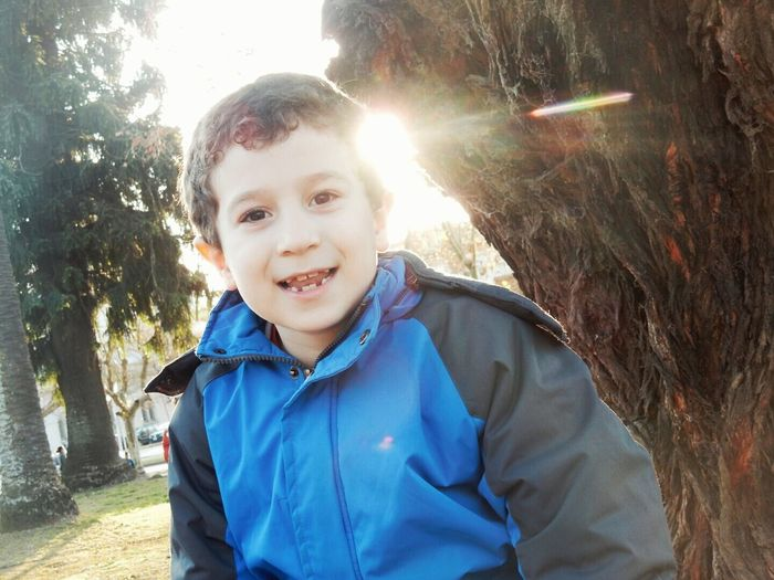 My nephew. Argentine boy in a park. Casilda, Argentina Family Lens Flare Latin America People South America Argentina Outdoors Children's Portraits