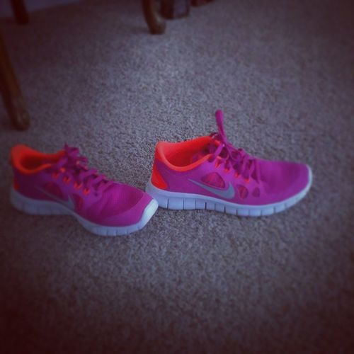 You know you're in the Lantz house when you're tripping over Nikes constantly. Nike Nikelove Athletics Athletes sports running sprinting buildingupstrongagain health fitwomen wannarace @nastyghost1