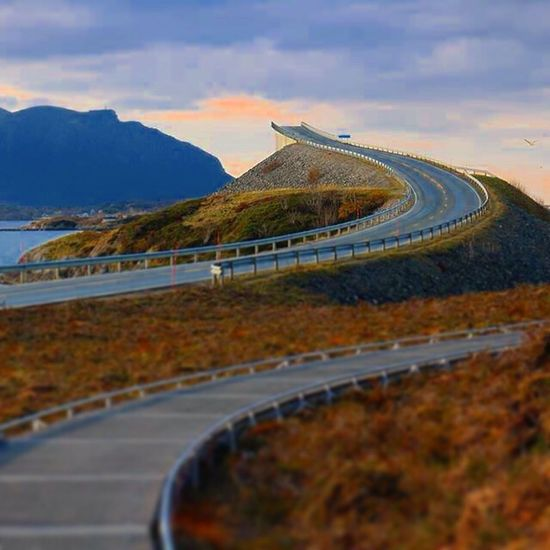 Relaxing Atlanticroad Bridge Visitnorway Hello World Taking Photos Norway Water