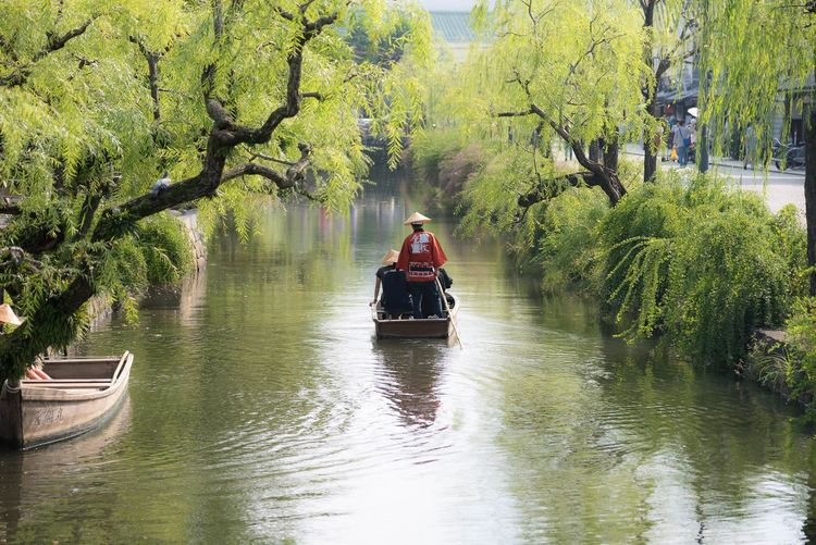 Nature EyeEm Best Edits EyeEm Best Shots River EyeEm Water Tree Japan Nikon 倉敷 美観地区