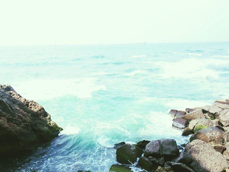 Beach Kaohsiung Taiwan Sea Enjoying The Sun Photography