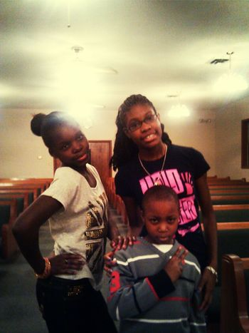 My Two Cousin And Me