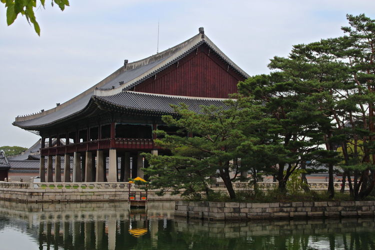 View of traditional building