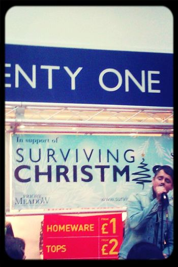 Gig for Surviving Christmas #Keane #Hastings