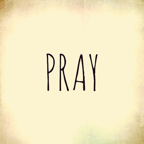 Faithfully pray Healthy Prayer