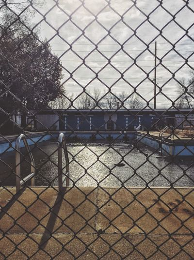 Abandoned Swimming Pool Vscocam