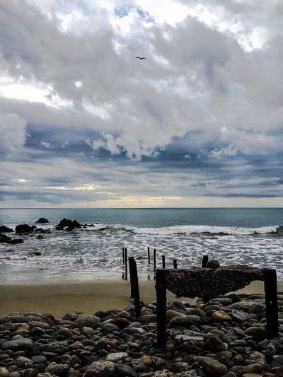 Mobilephotography Rainy Day Clouds And Sky Beach IPhoneography NEM Landscapes NEM Clouds