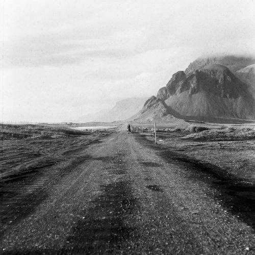 { Film } East of Höfn, Iceland / Mamiya C330, Expired Arista Film Filmisnotdead Mamiya
